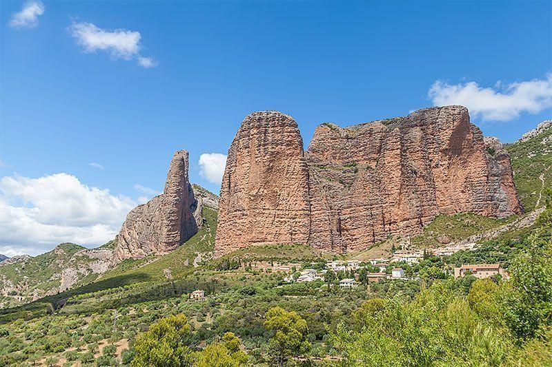 Colonias Escolares Aragón